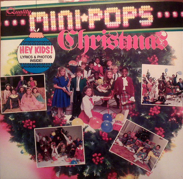 Mini Pops - Christmas