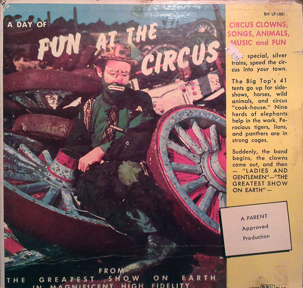 A Day of Fun at the Circus