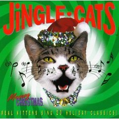Jingle Cats - Meowy Christmas
